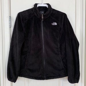 The North Face Black Fleece Jacket